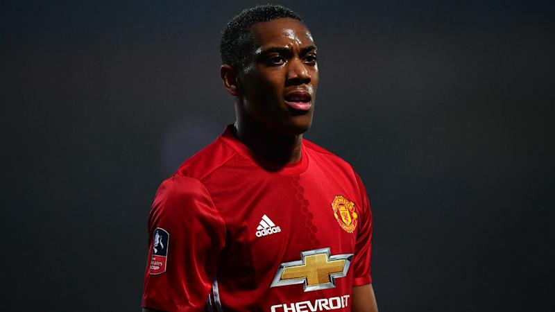 Martial has Manchester United future but must 'pull in my direction' - Mourinho