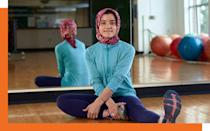 """<p>When Zahra Arabzada was growing up in Taliban-ruled Afghanistan, girls weren't allowed to play sports. But her parents sent her to school, and when she was 10, she got the chance to run her first three-kilometer race in another province; she ran it in flip-flops. """"At the end of the race, I said, 'I'm never doing this again.' I was so sore,"""" she says.</p> <p>Through hard work Arabazada got accepted to the first female boarding school in Afghanistan and later landed a scholarship to a Rhode Island boarding school. It was there that she fell in love with cross-country, but was wary to run because no one else looked like her. Arabzada changed her mind when she went back to Afghanistan and was explaining the foreign concept of running to her mother. """"It seemed like she wished that she could have this escape and I recognized my privilege,"""" Arabzada says. """"How I dress shouldn't stop me, because my mom would die to have this opportunity.""""</p> <p>She put herself all in: Arabzada's now tackled three half-marathons, one trail marathon, and a 50-mile ultra-marathon, all chronicled on her blog, <a href=""""https://www.thehijabirunner.com/"""" rel=""""nofollow noopener"""" target=""""_blank"""" data-ylk=""""slk:The Hijabi Runner"""" class=""""link rapid-noclick-resp"""">The Hijabi Runner</a>. There she writes about what it's like to fast and train, and about her life back in Afghanistan. She also mentors a running team there through Free to Run, an organization that uses sports to empower women and girls in conflict-affected regions. Her goal?</p> <p>""""I hope my story helps another Muslim woman to go for even a one-kilometer run.""""</p>"""