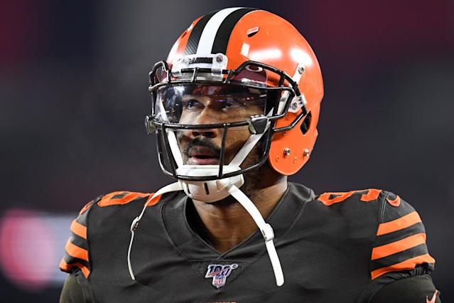 Myles Garrett (Credit: Getty Images)