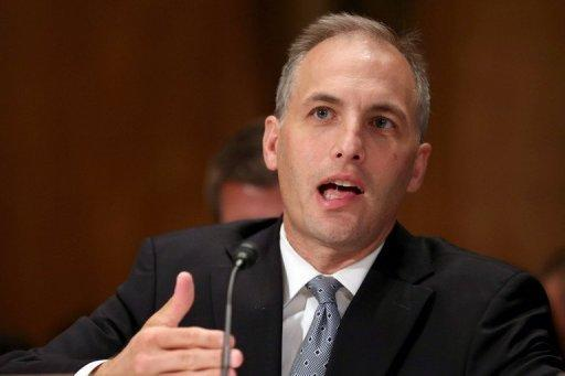 <p>National Counterterrorism Center Director Matthew Olsen testifies before the Senate Homeland Security Governmental Affairs Committee on Capitol Hill September 19 in Washington, DC. Olson was the first government official to call the Benghazi strike terrorism.</p>