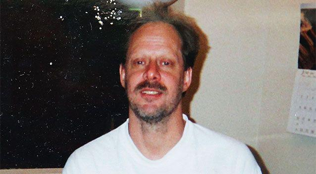 Stephen Paddock slaughtered 58 people using a stockpile of weapons. Source: PA via Yahoo UK