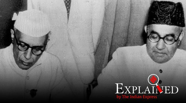 Explained: What was the Nehru-Liaquat Agreement of 1950, referred to in the CAB debate?