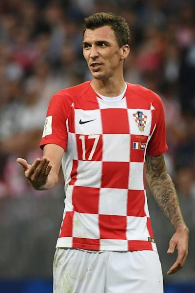Now retired from the international side, Mario Mandzukic will have a chance to bid farewell to Croatia's fans