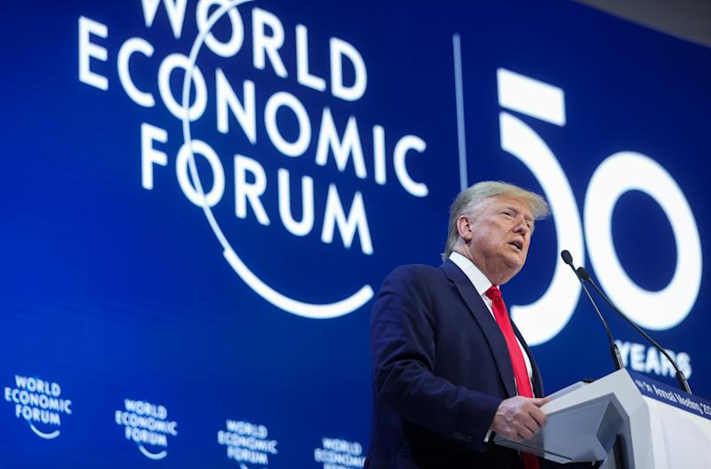 Trump Says He's Open to Entitlement Cuts
