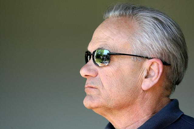 A judge ruled in favor of Jerry Hollendorfer as Thursday as the trainer battles with race tracks over who's responsible for horse safety in a deadly sport. (Getty)