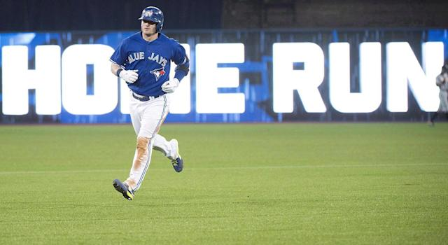 Josh Donaldson may have played his last game as a Blue Jay, but the situation is murky.