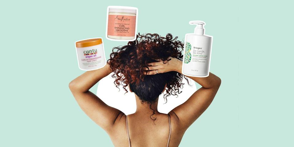 <p>This one is for my curly head girls.If you are rocking a crown of curls there is no doubt you are killing it, but let's be honest natural hair is a lot of work. It can be overwhelming shifting through all of lotions and potions out there. Do you go for the cheapest thing on the shelf or do you scour the internet looking for the most reviewed products? Whether you are in the market for the best leave-in conditioner or a new styling cream, I've got you covered whether you're sporting a tight fro or bouncy curls. Here are twenty five of the best products for natural hair (featuring some personal faves). </p>