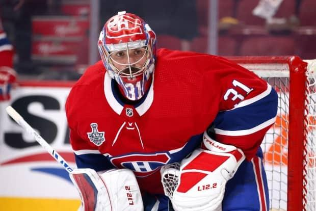 According to multiple reports on Saturday, Montreal Canadiens goaltender Carey Price has waved his no-move clause ahead of the NHL's expansion draft.  (Bruce Bennett/Getty Images - image credit)