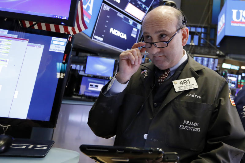 US stocks drift in a quiet close to another winning week