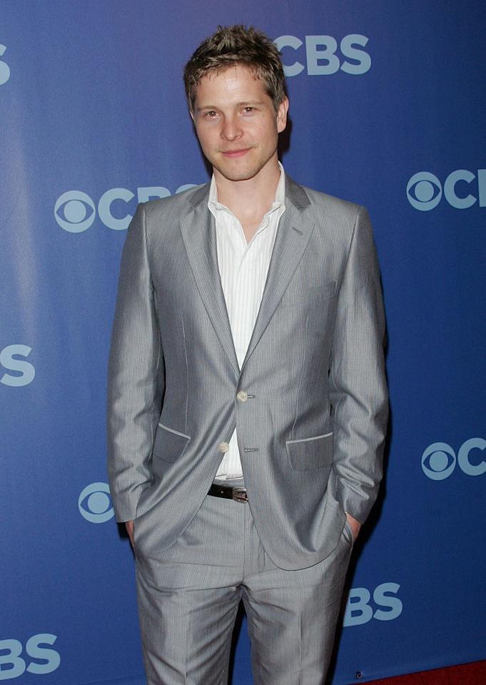 "<a href=""/matt-czuchry/contributor/49131"">Matt Czuchry</a> (""<a href=""/the-good-wife/show/44803"">The Good Wife</a>"") attends the 2010 CBS Upfront at The Tent at Lincoln Center on May 19, 2010 in New York City."