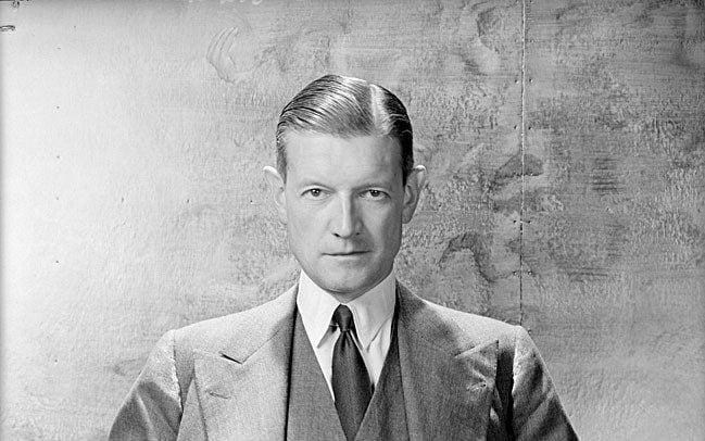 MP Chips Channon, photographed by Cecil Beaton - Sothebys