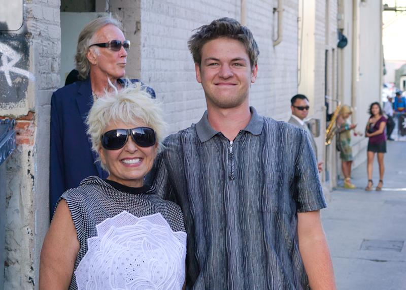 A look at Roseanne Barr's real family