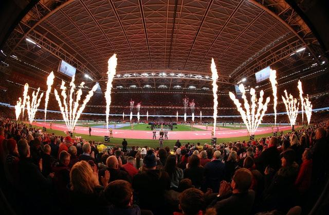 Wales and Italy kicked off the 2020 competition at the Principality Stadium