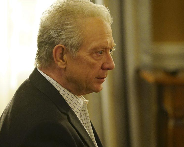 Jeff Perry in ABC's Scandal. (Photo: ABC/Richard Cartwright)
