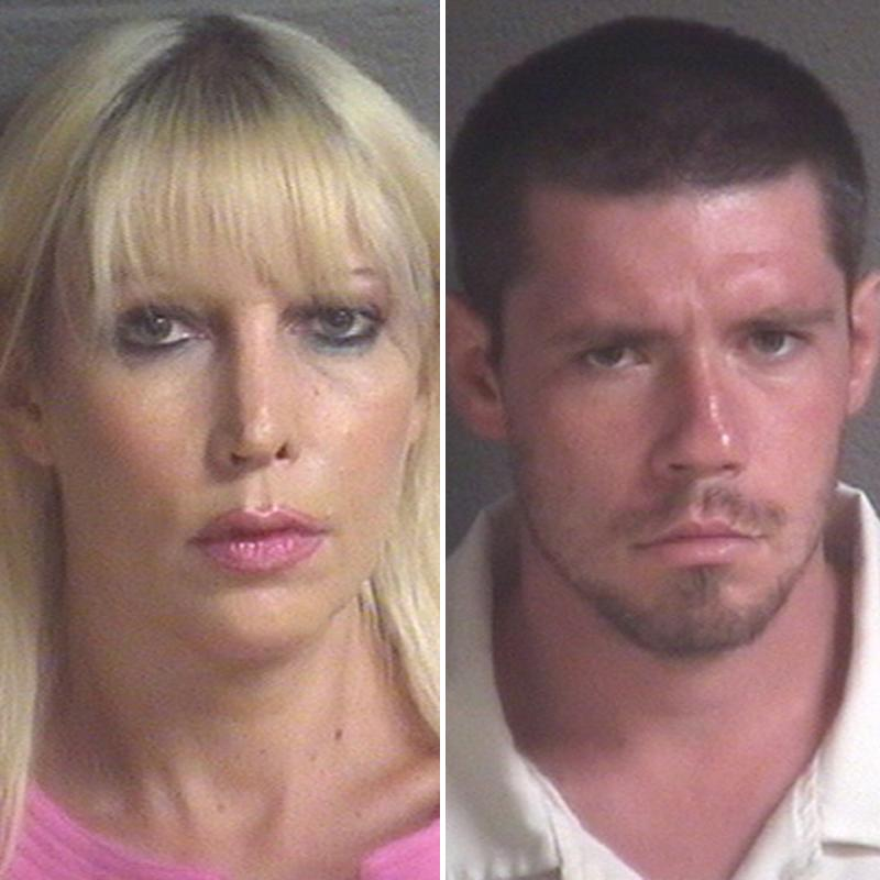 North Carolina Mom, 45, and Son, 25, Arrested and Charged