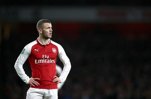 Jack Wilshere made 197 appearances for Arsenal before moving to West Ham in 2018.