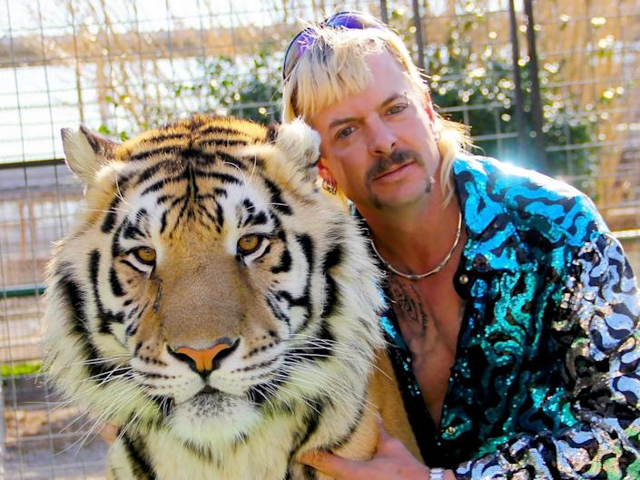 <p>Joe Exotic came out of the 'Tiger King' documentary on Netflix idolised as a wacky oddball</p>