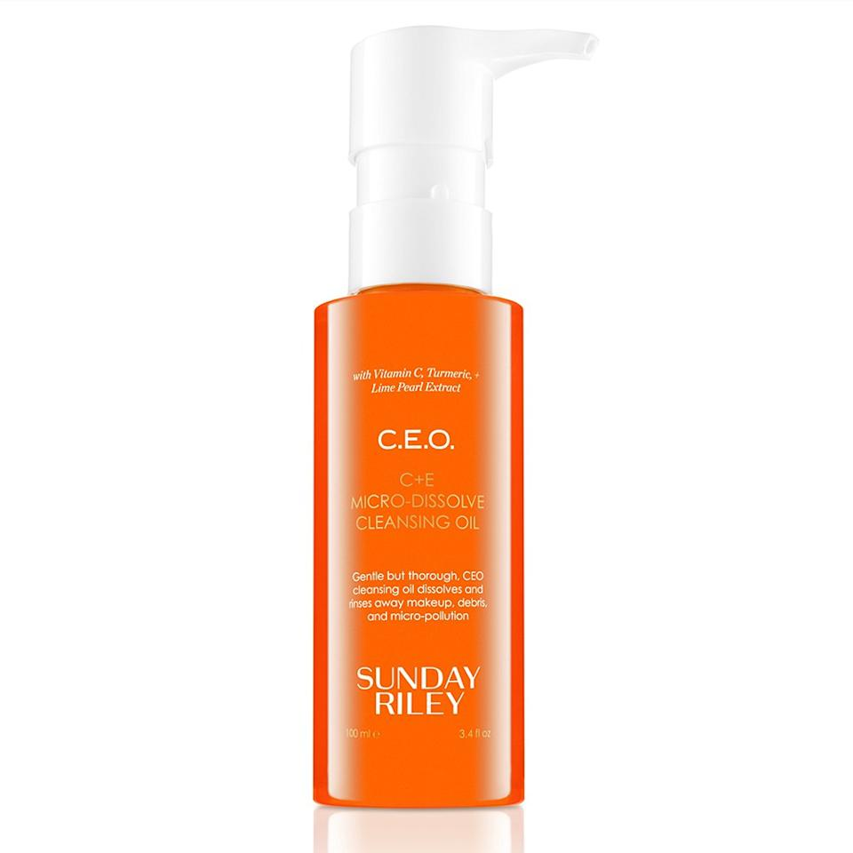 """<p>This lightweight oil smells sweet like citrus, but it's safe enough for sensitive skin types. Our tester, who has always been skeptical of oils due to her acne-prone skin, used this cleansing elixir after a long night out. The next morning, her skin was more radiant than ever before.</p> <p><strong>$38</strong> (<a href=""""https://shop-links.co/1618484014928283790"""" rel=""""nofollow"""">Shop Now</a>)</p>"""