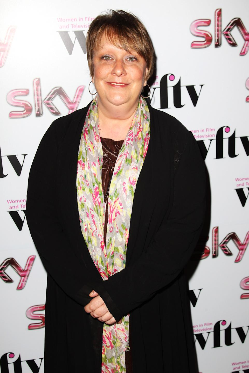 Kathy Burke will direct the series. (Photo by Dave Hogan/Getty Images)
