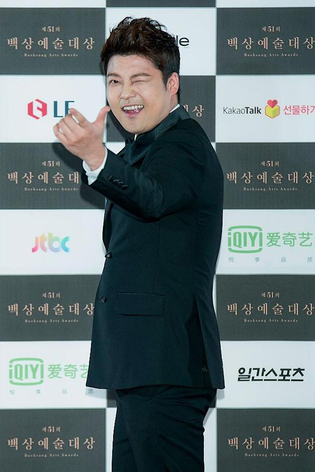 "Korean host and TV personality Jun Hyun Moo used the term ""fashion terrorist"" to describe his style. (Photo: Getty Images)"