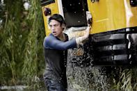 """Dylan Sprayberry in Warner Bros. Pictures' """"Man of Steel"""" - 2013"""