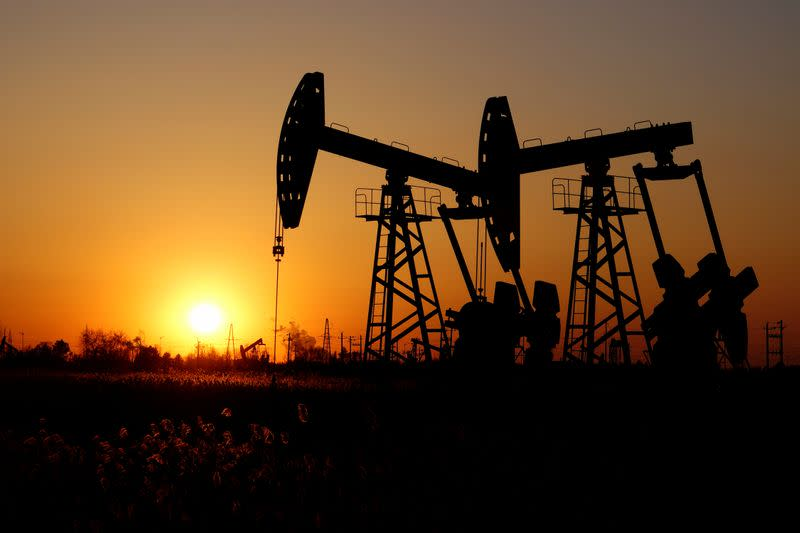 Crude Oil Futures Settle Sharply Lower Again
