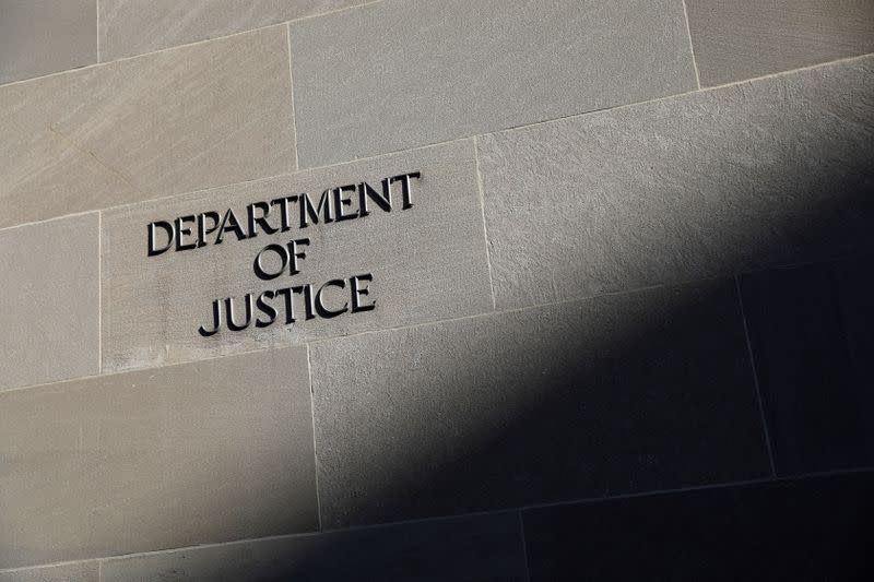 U.S. Justice Department proposes changes to internet platforms' immunity