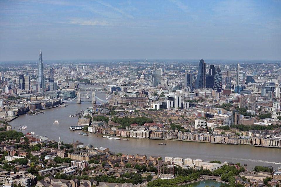 <p>A number of commerical property landlords have seen rental income fall during the pandemic</p> (Dan Kitwood/Getty Images)