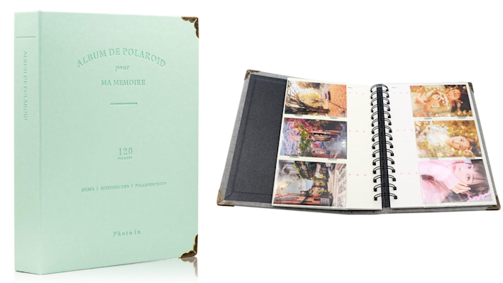 Best photo gifts of 2020: Mini Photo Album