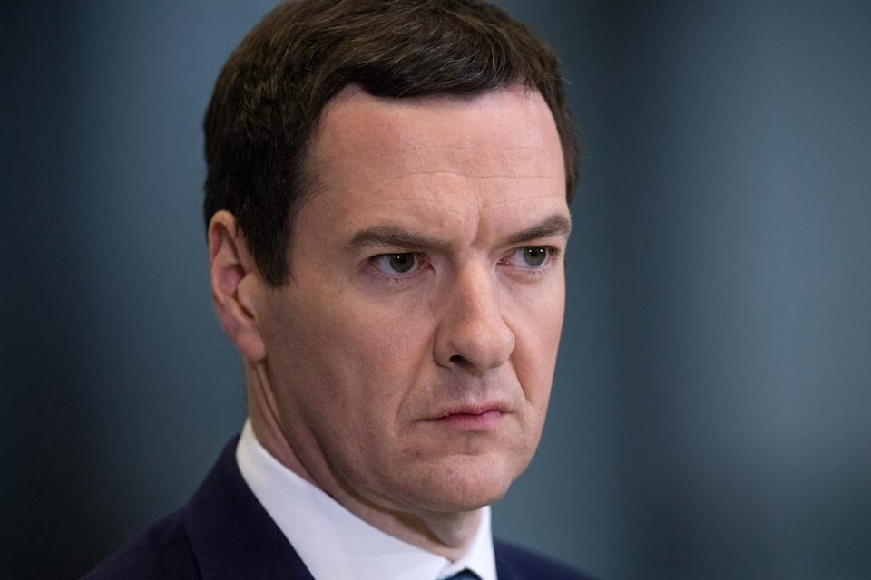 File photo dated 18/04/16 of George Osborne, who has predicted the next director general of the BBC will have to come up with a new way of funding its work if the organisation is to survive the next 20 years.