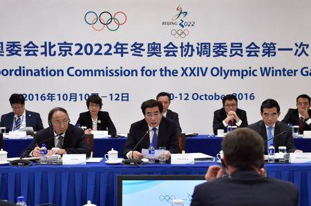 IOC says confident on free internet for Beijing 2022 Olympics