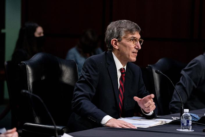 Dr. Peter Marksof the U.S. Food and Drug Administration has played a key role in nearly every major vaccine-related decision since the coronavirus arrived in the United States.