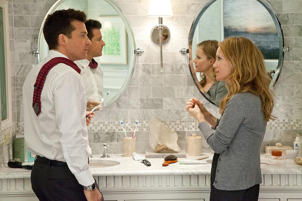 """<a href=""""http://movies.yahoo.com/movie/contributor/1800019148"""">Jason Bateman</a> and <a href=""""http://movies.yahoo.com/movie/contributor/1800018715"""">Leslie Mann</a> in Universal Pictures' <a href=""""http://movies.yahoo.com/movie/1810155680/info"""">The Change-Up</a> - 2011"""