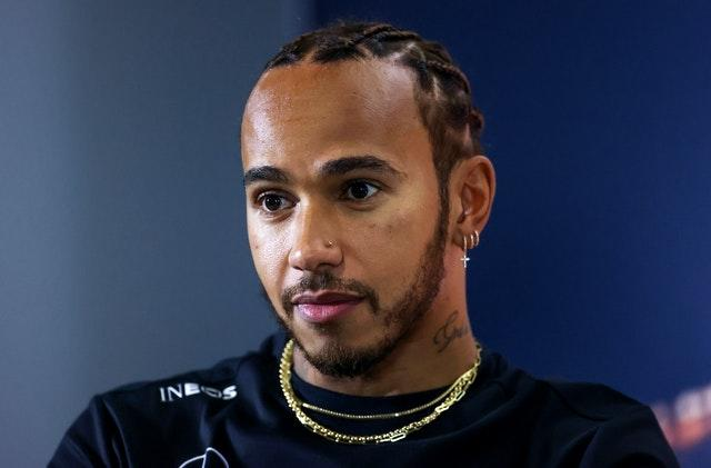 Lewis Hamilton made a disappointing start to the season
