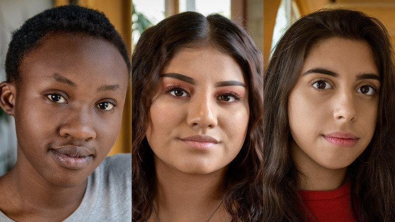 """Three girls from Idaho wrote a letter to support Christine Blasey Ford, a professor who claims that Supreme Court nominee Brett Kavanaugh sexually assaulted her at age 15, and signed it """"<span>Layla, 15; Charlotte, 15; Jessica, 15</span>."""" (Photo: Layla, Charlotte, and Jessica/Change.org)"""