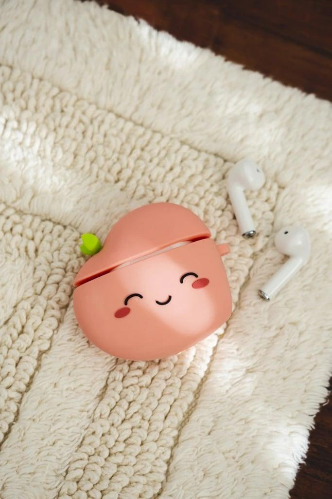 <p>We can't deny this <span>Smoko Floyd Peach Airpod Case</span> ($16) is seriously cute. They'll never lose their AirPods again, that's for sure.</p>