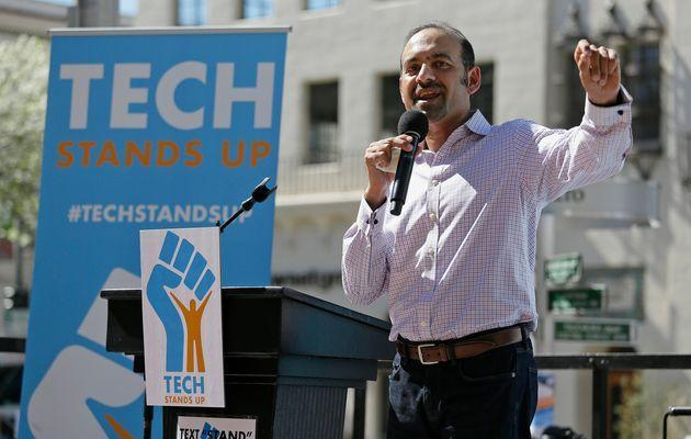 Dilawar Syed has received strong support from a number of faith and civil rights organizations, which have hit back on the GOP charges that he's anti-Israel. (Photo: Eric Risberg/Associated Press)