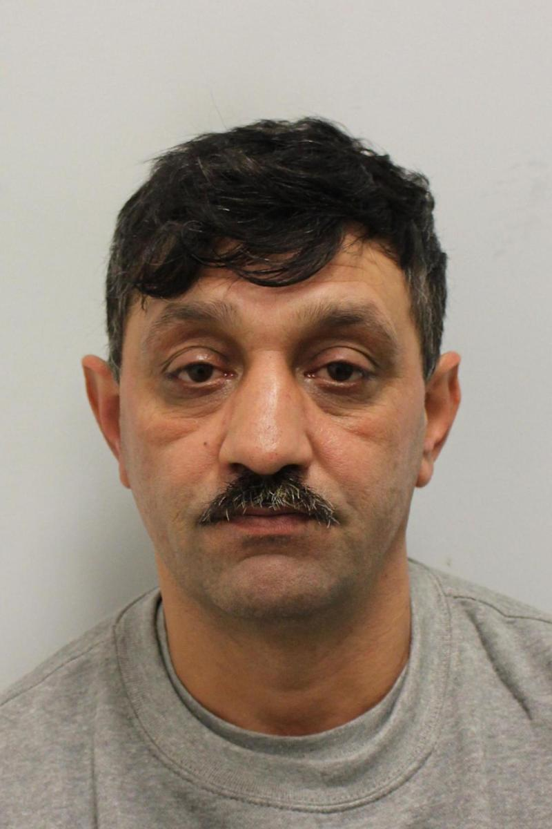 Killer: Genu Armeanu was jailed for life for the 'wicked' attack on his ex (Met Police)