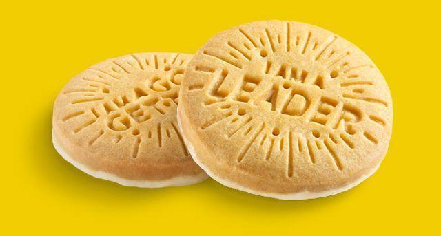 <p>These replaced Savannah Smiles in 2020 so it's only fair to include them on the list this year. They get props for their inspirational messaging and for the fact that they're super crispy and light. But nothing can replace the OG.</p>