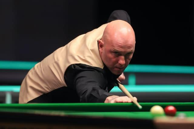 Mark King reached the last 16 of the World Championships in 2013 (Mike Egerton/PA)