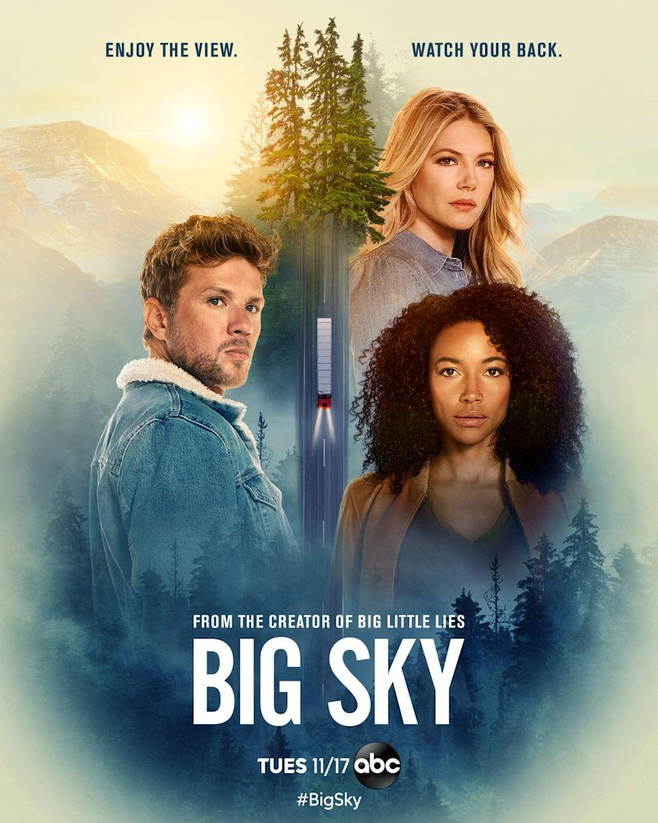 <p>Crime junkies, rejoice! This new drama from ABC stars Katheryn Winnick, Kylie Bunbury and Ryan Phillippe whose characters unite in their search for two kidnapped sisters. The trio soon discovers this kidnapping is not an isolated incident and must do everything they can to solve the caper before another woman gets the same fate. </p>