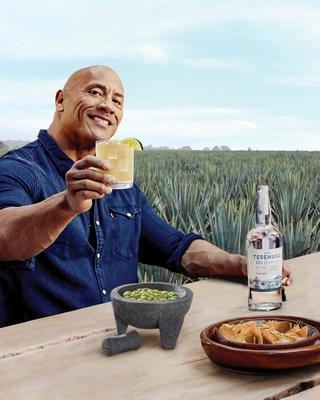 Dwayne 'The Rock' Johnson and Teremana Tequila are encouraging the nation to support local restaurants with groundbreaking 'Guac on The Rock' initiative.