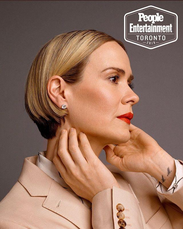 """<p>Paulson is the undisputed queen of the Ryan Murphy Cinematic Universe, starring in <em>Nip / Tuck, American Horror Story, Feud</em>, and <em>The People Vs. OJ: American Crime Story</em>. As her star rose through television, she branched out into movies, appearing in popular films like <em>Ocean's 8, The Post, Carol</em>, and <em>12 Years in Slave</em>. In <em>Ratched</em>, catch her as Mildred Ratched herself, the infamous """"Angel of Mercy"""" who masterfully manipulates her way into a job at a Northern California mental institution.</p><p><a href=""""https://www.instagram.com/p/B2M4HJpAYEo/"""" rel=""""nofollow noopener"""" target=""""_blank"""" data-ylk=""""slk:See the original post on Instagram"""" class=""""link rapid-noclick-resp"""">See the original post on Instagram</a></p>"""