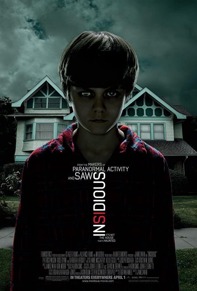 <p>You'll recognize director James Wan's style from <em>The Conjuring</em> films. The jump scares are predictable but still terrifying. </p>