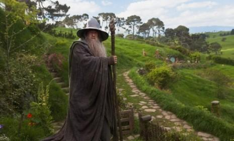 The Hobbit: An Unexpected Journey was filmed in the New Zealand countryside, where 27 animals reportedly died during production.