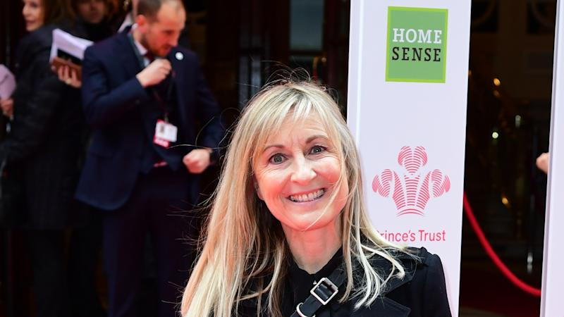 TV presenter Fiona Phillips says she has coronavirus