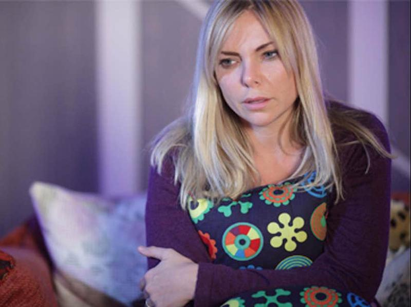 Samantha Womack as Ronnie Branning in 'EastEnders'BBC