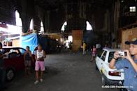 Paco Market in 2009, before rehabilitation.