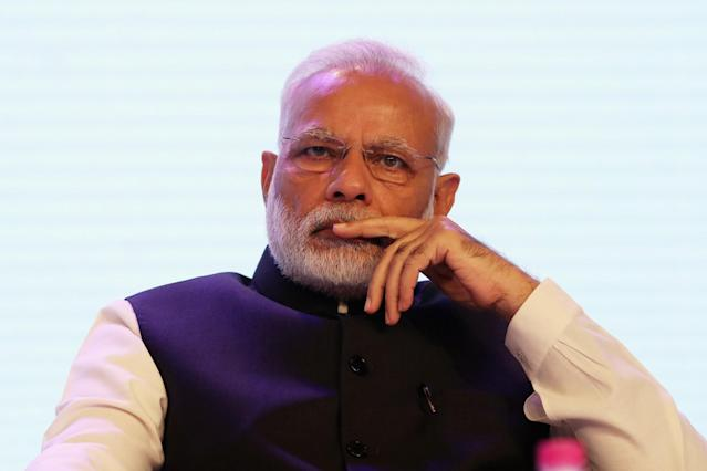 <p>This list would be incomplete without Indian Prime Minister Narendra Modi. From his fateful November 8 announcement to ban 500 and 1000 rupee notes to boldly ordering cross-border surgical strikes against Pakistan, the man dominated the airwaves and was the staple of 'charchas' country wide, all year round. </p>