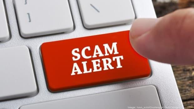 Rental scammers will ask prospective tenants for a deposit before they see the unit. (Niagara Regional Police Service - image credit)